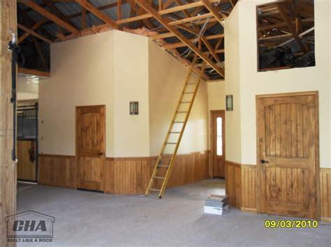 Custom Pole Barn Building Options   Interior & Exterior