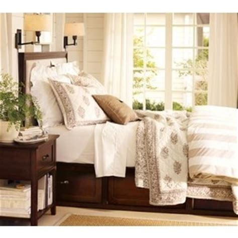 Pottery Barn Montgomery Headboard by Mahogany Stain Upholstered Headboards And Pottery Barn On