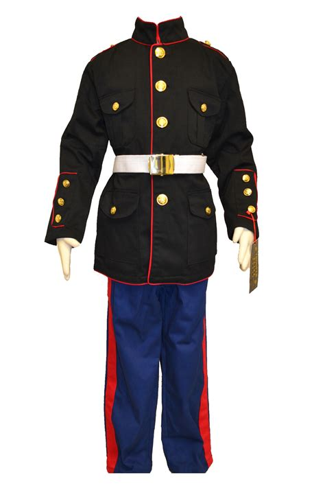 blue uniform usmc uniform