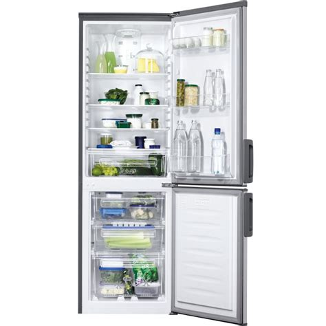 Water Dispenser Zanussi buy zanussi zrb24100xa fridge freezer silver with stainless steel door marks electrical