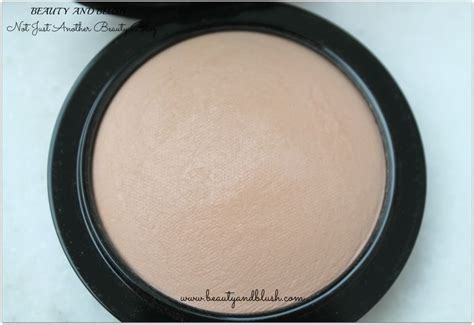 Mac Mineralize Skin Finish by Mac Mineralize Skinfinish In Medium Plus Review