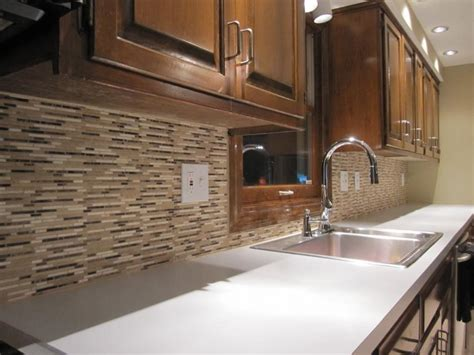 Kitchen Backsplash Tiles Vancouver Bc Glass Backsplash Photos