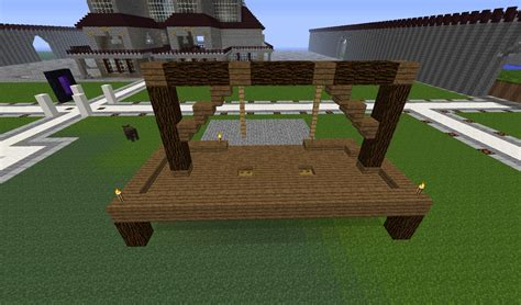 Minecraft L Ideas by Minecraft Building Ideas Gallows