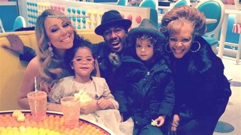 mariah carey and nick cannon talk co parenting throughout how mariah carey and nick cannon co parent for the