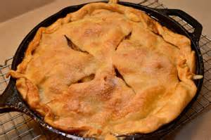 easy skillet apple pie cajun recipe box