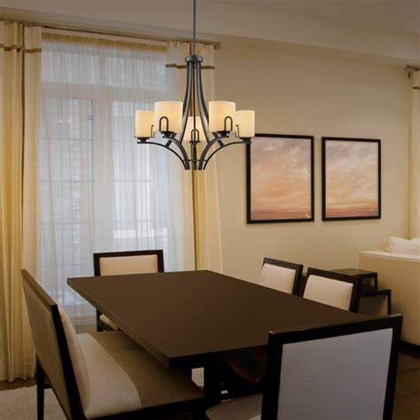 golden lighting traditional dining room sacramento