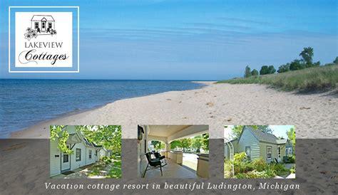 ludington cottage rentals lakeview cottages in ludington mi vacation lodging