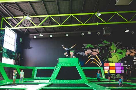 Flip Out flip out penrith flip out indoor troline arenas