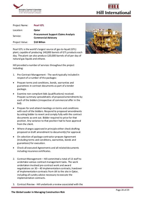 bca e statement hill international bca africa oil and gas capability