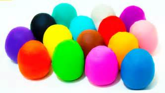 when did get color many play doh eggs disney princess hello