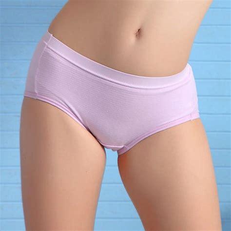 aliexpress com buy wofee new arrival girls solid panties