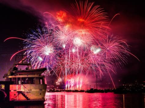 new year july where to 4th of july fireworks in seattle curbed