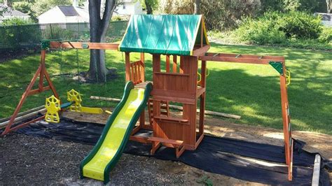 Backyard Discovery Prairie Ridge Swing Set 17 Best Images About New Playsets On 12