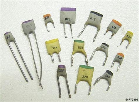 capacitor tantalo datasheet py2bbs hamradio page