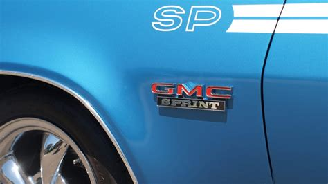 gmc production numbers 1973 gmc sprint with 454 production numbers html autos post