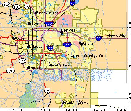 arapahoe county colorado