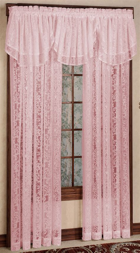 beige lace curtains mia lace curtain beige renaissance window treatments