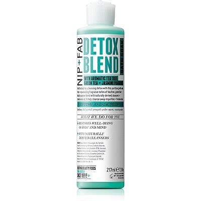 Detox Blend Lotion by Detox Blend Purifying And Detoxifying Bath Soak