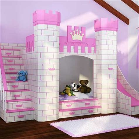 Princess Bed Decorating Ideas Las 25 Mejores Ideas Sobre Cama De Castillo En Pinterest Y
