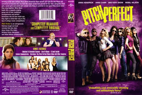 Dvd Original Pitch 1 Pitch 2 pitch dvd scanned covers pitch perfect1 dvd covers
