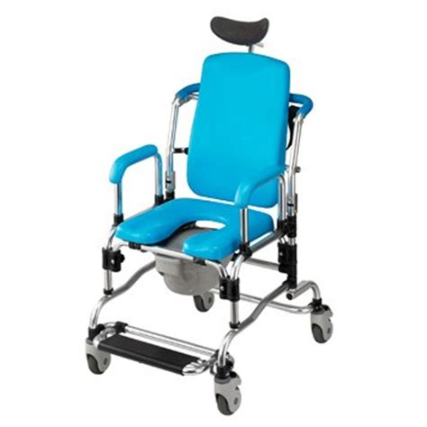 Reclining Commode Wheelchair by Reclining Shoo Commode Chair Procopioumedishop