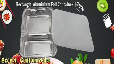 color microwave color microwave oven safe aluminum foil food container for