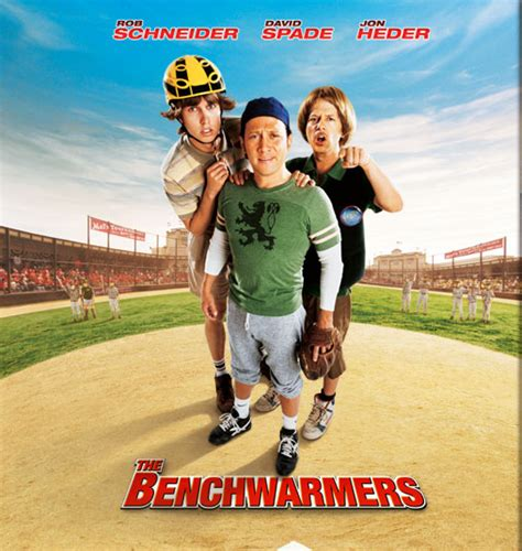 the bench warmers apple trailers the benchwarmers