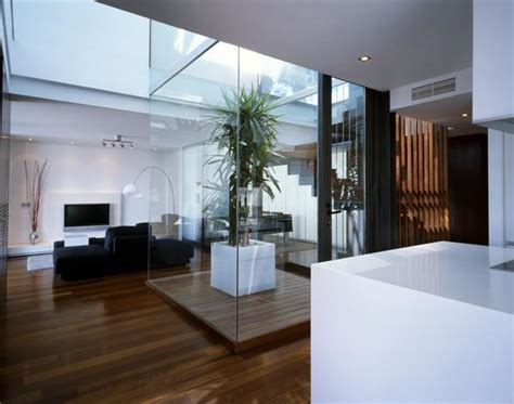 small contemporary homes enhancing modern interior design with glass architectural features
