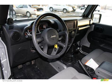 jeep wrangler grey interior dark slate gray medium slate gray interior 2008 jeep