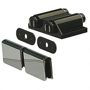 Monroe Pmp Glass Door Magnetic Catch Surface 4 Lb 4fcx5 Glass Door Magnetic Catch