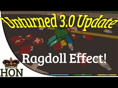 rag doll effect unturned 3 0 live nelson shows rag doll