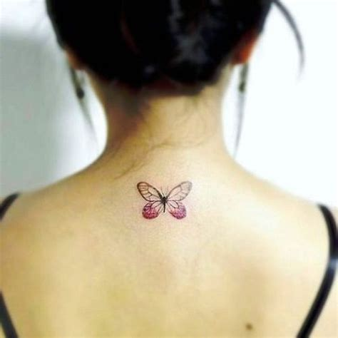 small butterfly tattoos on neck butterfly images designs