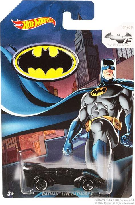 Classic Tv Series Batmobile Hw Imagination Wheels Mattel Moc batman live batmobile wheels