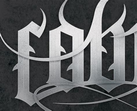 membuat tulisan metal online membuat tulisan gothic mega cyber