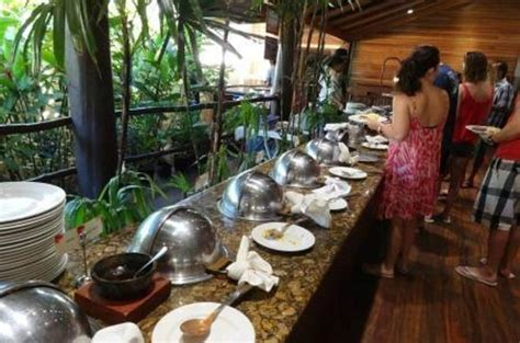 breakfast buffet hot food line picture of outrigger fiji