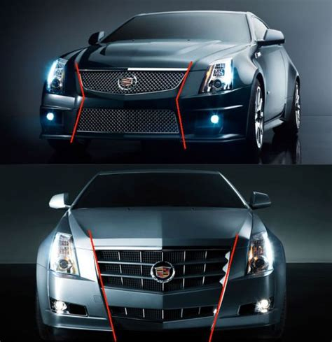 Cadillac Cts Grills by Cadillac Cts Coupe 2011 Test Drive Cartype