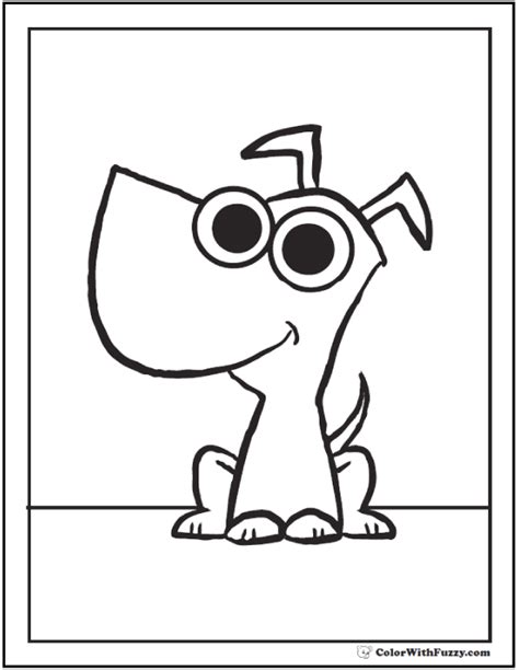 cool coloring pages of dogs dog coloring page pages free for cool coloring pages of dogs