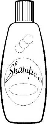 shampoo 1 free printable bathroom coloring pages