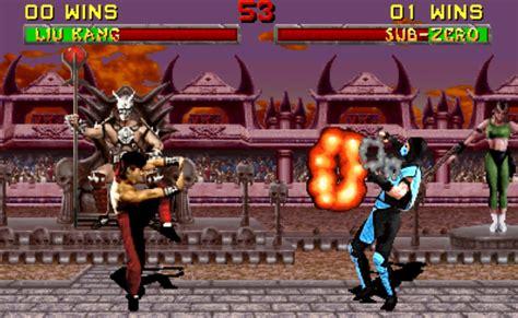 Игры на андроид mortal kombat ultimate