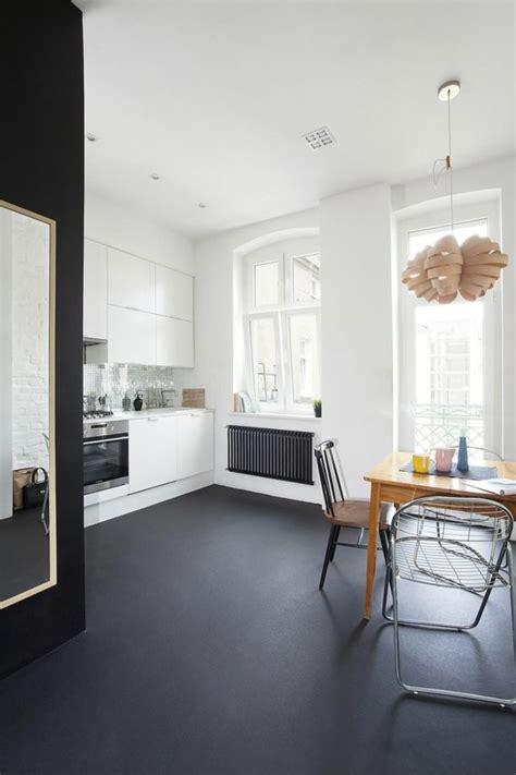 lino sol cuisine poser du lino dans votre demeure id 233 es en photos