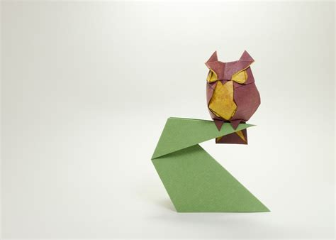 Paper Owl Origami - origami owl 2015 by htquyet on deviantart