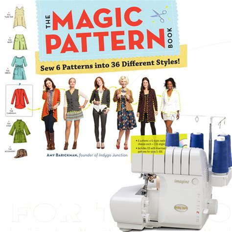 Magic Pattern Lock | enter the magic pattern book contest and sweepstakes