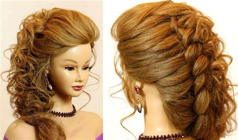 hairstyle tutorials wedding prom hairstyle for long hair romantic updo
