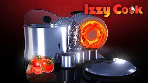 Panci Cook izzy cook panci stainless steel memasak lebih hemat dan