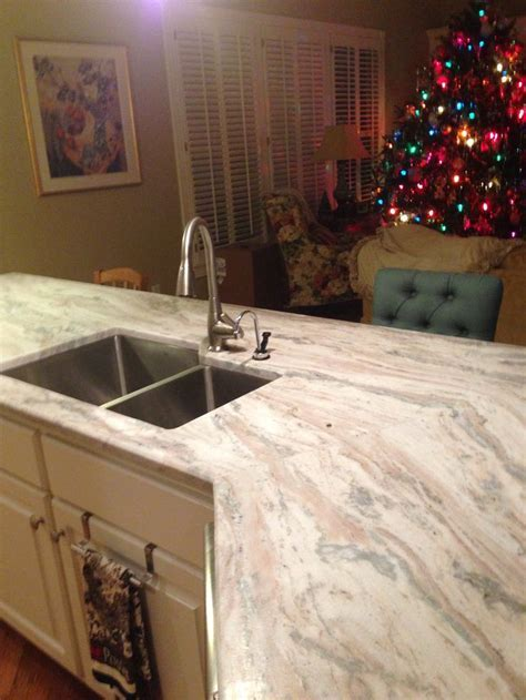 Fantasy brown granite in kitchen   For the Home