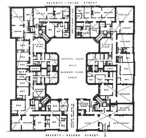 the dakota floor plan nyc book excerpt life at the dakota by stephen birmingham