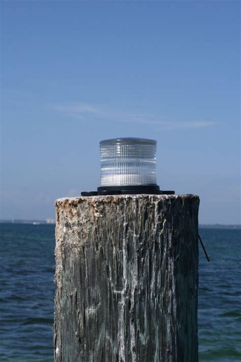 marine solar lights solar marine light