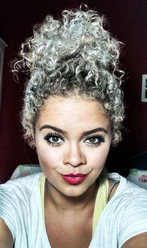 best perm for gray hair gray hair perm for black women short hairstyle 2013