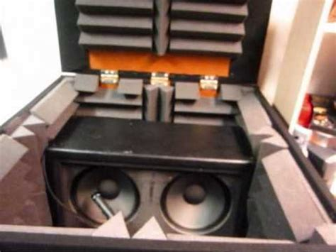 How To Build An Isolation Cabinet by Isolation Cabinet