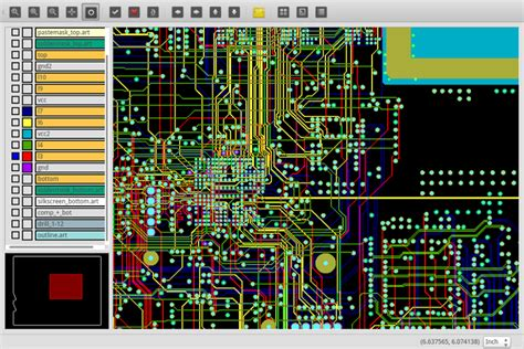 pcb layout software open source qcamber readme md at master 183 aitjcize qcamber 183 github